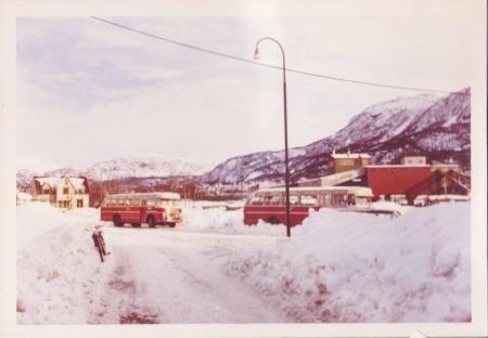 Mars 1962. Foto delt av Egil Knutsen